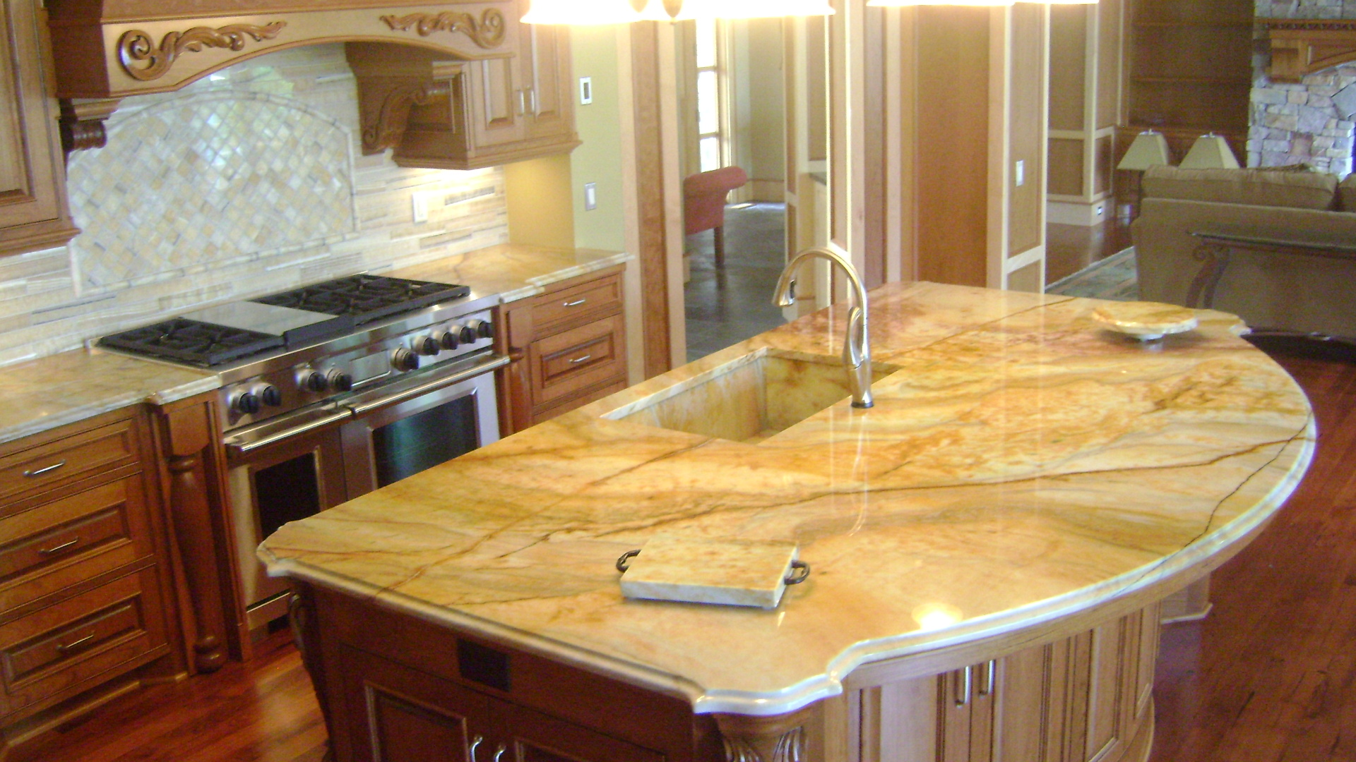 Remove Yellow Stains From White Marble
